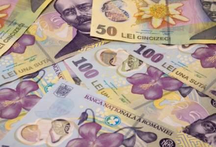 Ministerul de Finante s-a imprumutat 558 de milioane de lei de la banci