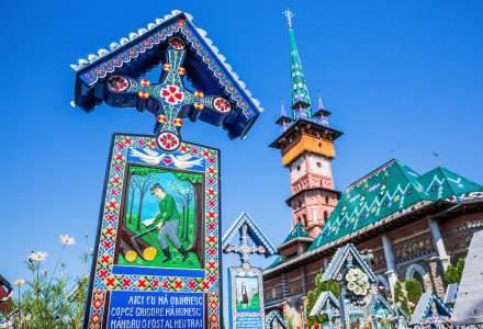 Romania, cea mai importanta piata din regiune pentru Creaton, producatorul de tigle metalice care a realizat acoperisul bisericii din Cimitirul Vesel