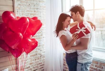 Romanii investesc tot mai mult de Valentine's Day: crestere de 66% a cheltuielilor