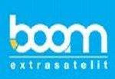 Boom TV a depasit pragul de 200.000 de abonati