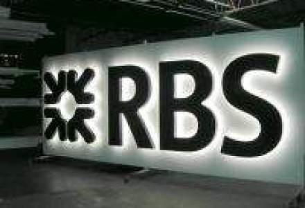 Depreciere soc pentru actiunile Royal Bank of Scotland la bursa londoneza