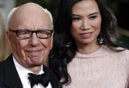 PARTAJ DE MILIARDE: Rupert Murdoch divorteaza