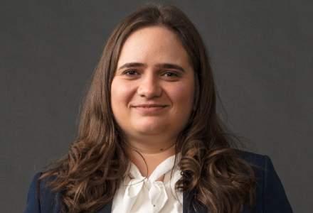Andra Olar-Caragea este noul CEO al firmei de insolventa CITR