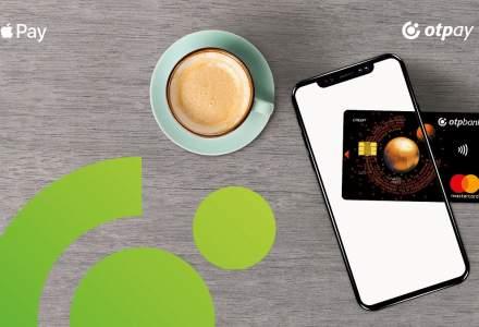 OTP Bank lanseaza portofelul digital OTPay prin care clientii pot face plati cu telefonul