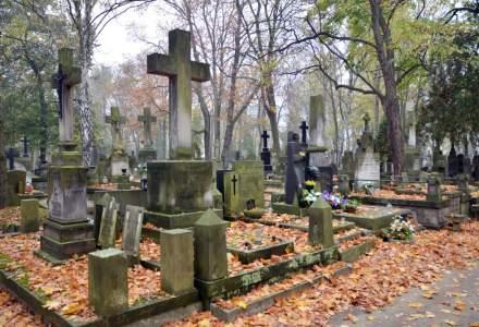 Administratia Cimitirelor da 30 milioane de lei pentru servicii de paza si patrulare in cimitire