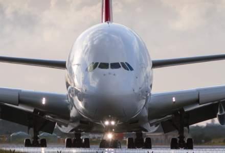 [VIDEO] Aterizare incredibila a celui mai mare avion de pasageri din lume