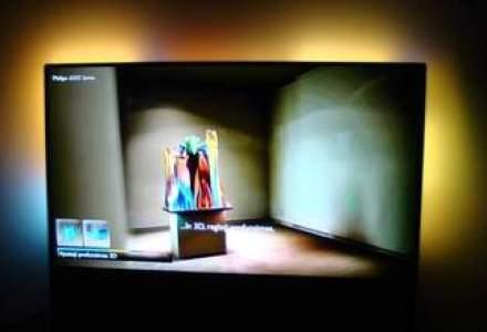 TP Vision tinteste 15% din piata dupa lansarea noii game de televizoare Philips