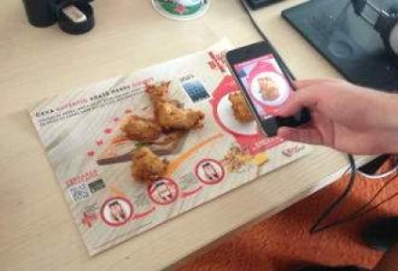 """Bite to Win"" , prima campanie pe mobil a KFC Romania"