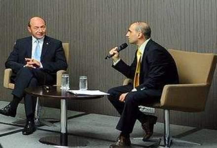 Basescu: Se apropie vremea candidaturii unei femei la Presedintie