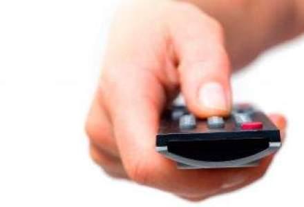 Bugetele alocate TV-ului si print-ului vor scadea si in 2013