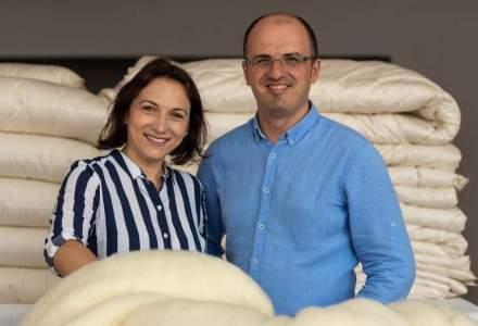 Sanodor, o afacere de familie cu plapumi si perne din lana, care exporta din Piatra Neamt in Europa