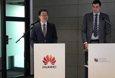 Raport Oxford Economics: Câți profesori sunt plătiți din taxele Huawei Romania