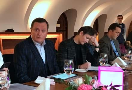 Majoroš, CEO TelekomRomânia: Am crescut performanța companiei,seîmbunătățeșteșistarea de spirit