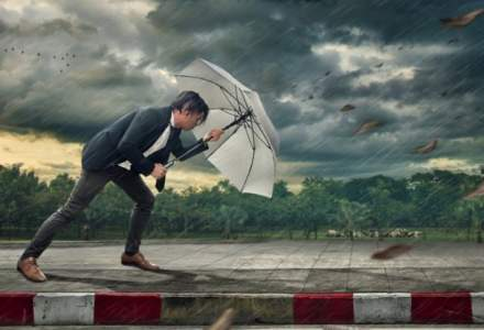 Vânt în Capitala duminică și luni: rafale de până la 60 km/oră și temperaturi maxime de 14 grade