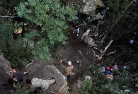 Dezastrul din Muntenegru: Numarul romanilor decedati in accidentul de autocar a ajuns la 19 (UPDATE)