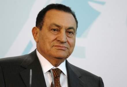 A murit fostul preşedinte egiptean Hosni Mubarak, la 91 de ani