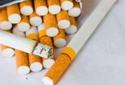 Vesti bune: contrabanda cu tigarete a scazut sub 13%