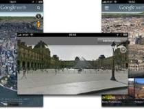 Google Earth primeste Street...