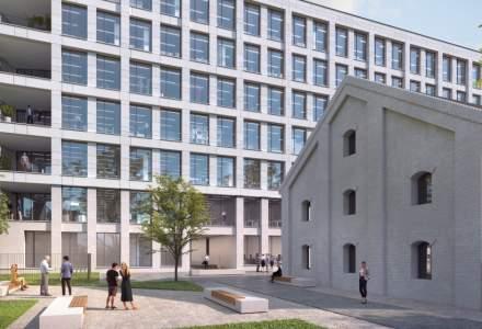Speedwell vinde prin Knight Frank clădirile de birouri din Cluj, construite în Record Park
