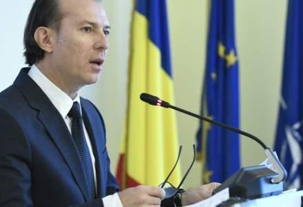 Klaus Iohannis l-a desemnat pe Florin Cîțu pentru funcția de prim-ministru