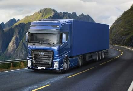 Business-ul cu vehicule comerciale al Cefin Trucks a depășit 60 mil. euro
