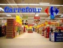 Carrefour a investit 10 mil....