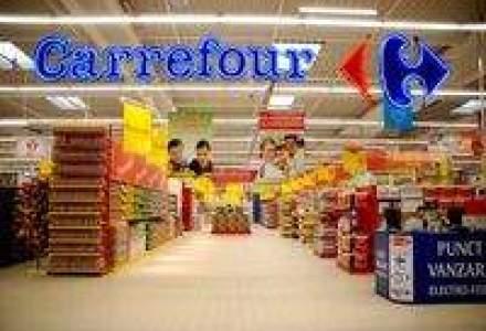 Carrefour a investit 10 mil. euro intr-un nou hypermarket, in Oradea