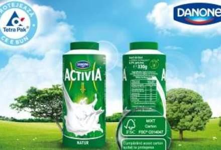 Tetra Pak lanseaza in Romania primul ambalaj de carton provenind din paduri administrate responsabil