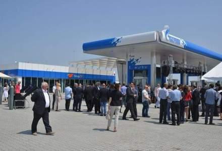 Gazprom isi dezvaluie planurile: 120 de benzinarii in Romania