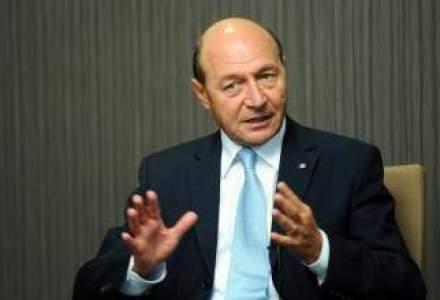 Basescu: Acum vrem si noi in South Stream. E o copilarie