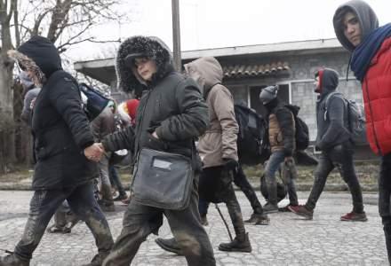UE trimite întăriri la graniţa dintre Grecia şi Turcia şi creşte nivelul de alertă