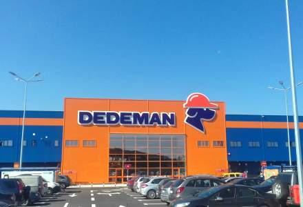 Dedeman deschide un magazin în Slobozia și ajunge la o rețea de 51 de locații