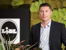Frank Wagner, CEO Lidl...