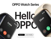 Noul smartwatch al Oppo e...