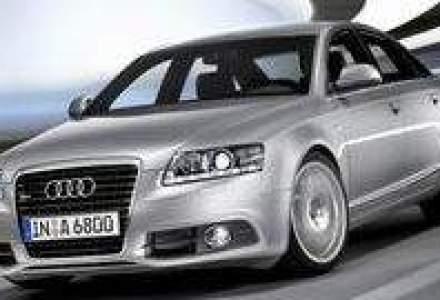 Audi A6 facelift este disponibil in Romania de la 30.000 euro