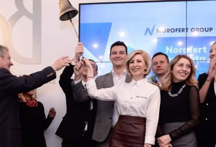 Norofert crește cu peste 20% în prima zi pe Bursa de Valori București