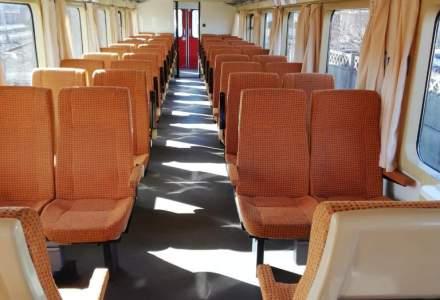 CFR Călători a crescut numărul de vagoane la 881, după reparații și modernizări