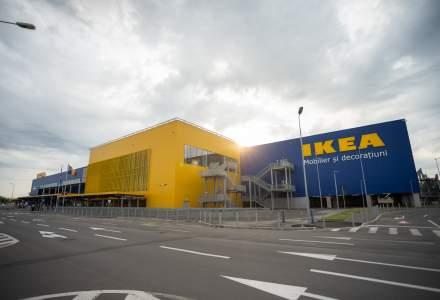 Ikea România introduce luna de tranziție pentru părinți, în care pot lucra jumătate de normă, plătiți integral