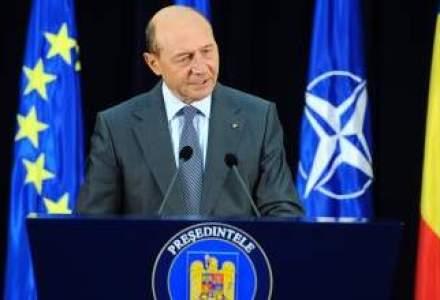 Basescu este la Berlin pentru a discuta despre somajul tinerilor
