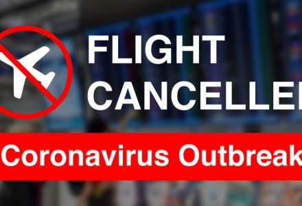 CORONAVIRUS | România suspendă toate zborurile din și spre ITALIA