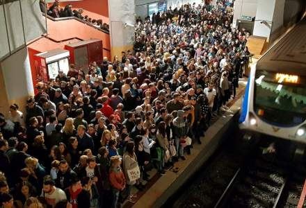 Coronavirus | Ce măsuri ia Metrorex în situația supraaglomerării stațiilor de metrou, la orele de vârf