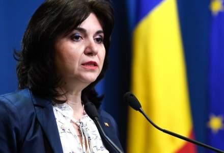 Monica Anisie, ministrul Educației: Nu există motivul închiderii școlilor