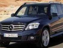 SUV-ul Mercedes-Benz GLK a...