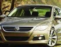 VW Passat CC, tinta de...
