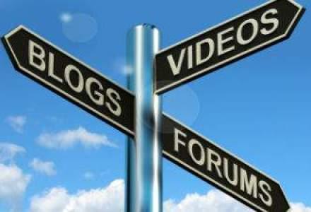 Topul celor mai vizibili bloggeri din Romania