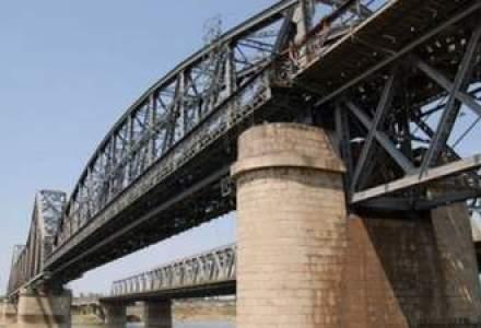 Podurile lui Anghel Saligny de la Fetesti, sursa inepuizabila de fier pentru hoti