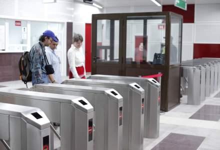 Metrorex: Plata cu cardul contactless, direct la porțile de acces din toate stațiile de metrou