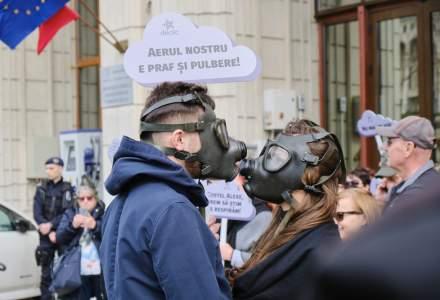 EXCLUSIV Garda de Mediu, București: populația e de vină pentru poluare, mașinile sunt (prea) multe