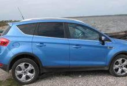 Romcar a vandut 59 de SUV-uri Ford Kuga de la lansarea in Romania