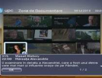 UPC lanseaza o aplicatie TV...